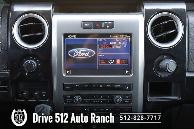 2012 Ford F150 HARLEY DAV 4WD NAVIGATION SUNROOF in Austin, TX 78745