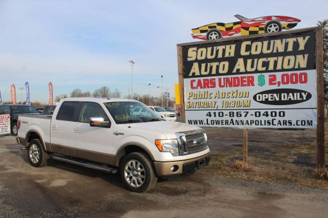 2012 Ford F150 SUPERCREW in Harwood, MD