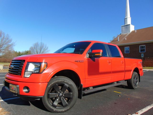 2012 Ford F-150 FX4 LEATHER/NAVIGATION
