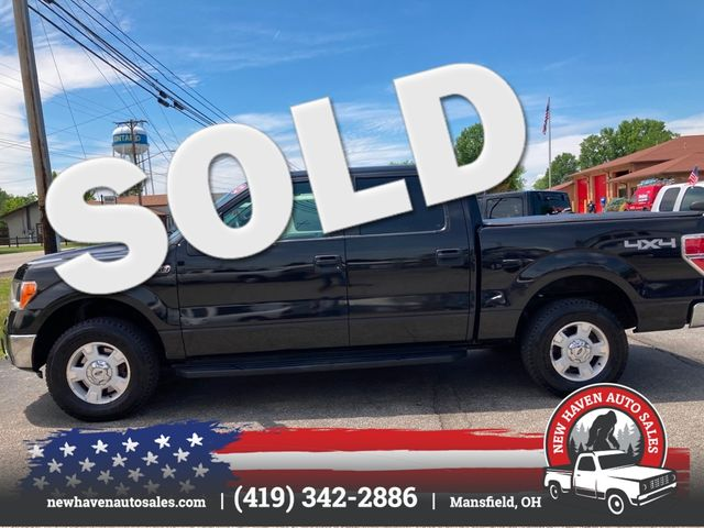 2012 Ford F150 SUPERCREW in Mansfield, OH 44903