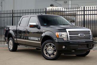 2012 Ford F-150 Platinum*4x4*Crew*Nav*BU Cam* EZ Finance**   Plano, TX   Carrick's Autos in Plano TX