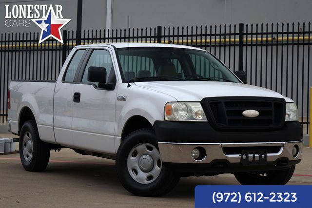 2007 Ford F-150 XL 4x4 Extended Cab V8