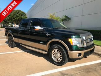 2012 Ford F150 King Ranch w/Navigation, Roof, Heated/Cooled Seats in Plano, Texas 75074