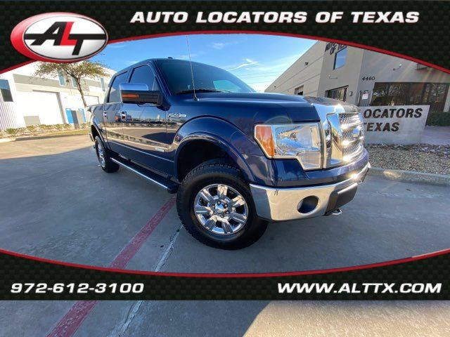 2012 Ford F-150 Lariat in Plano, TX 75093