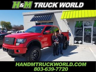 2012 Ford F150 FX4 in Rock Hill SC, 29730