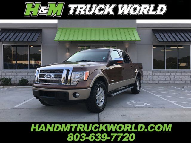 2012 Ford F150 King Ranch