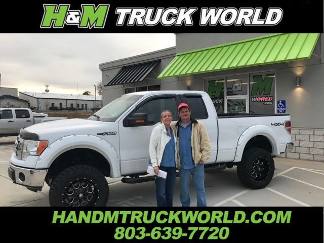 2012 Ford F150 XLT 6'' LIFT WITH TONS OF EXTRAS in Rock Hill SC, 29730