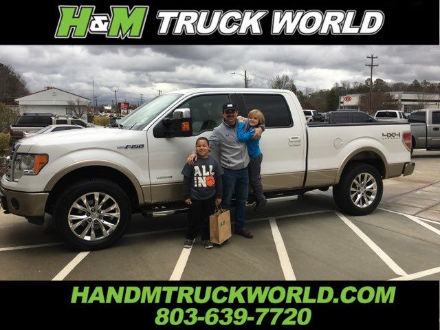 2012 Ford F150 King Ranch Super-Crew 4x4 *LEVELED*35'S*LOADED* in Rock Hill, SC 29730