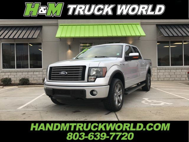2012 Ford F150 FX4 *LEATHER*NAV*ROOF*LOADED