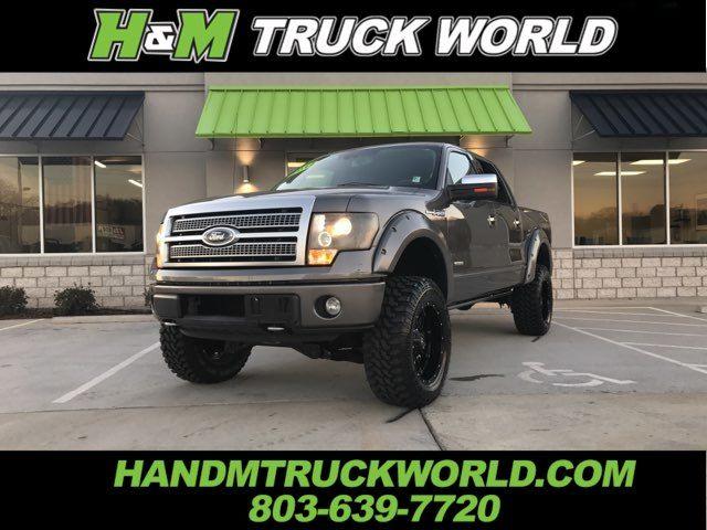 2012 Ford F150 Platinum 4X4 *6'' PRO-COMP LIFT*20'' FUEL WHEELS* in Rock Hill, SC 29730