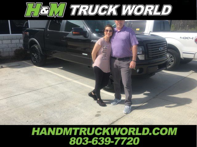2012 Ford F150 FX4 *LEVELED*35'S*ECOBOOST*SHARP in Rock Hill, SC 29730
