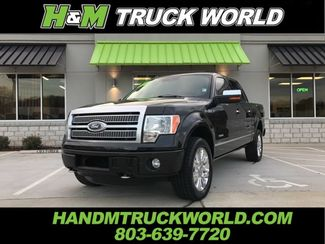 2012 Ford F150 Platinum *NAV*ROOF* LOADED AND SHARP in Rock Hill, SC 29730