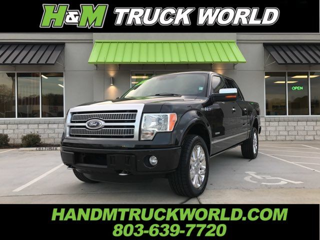 2012 Ford F150 Platinum *NAV*ROOF* LOADED AND SHARP