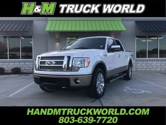 2012 Ford F150 Lariat 4X4 *LOADED*LOW LOW MILES in Rock Hill, SC 29730