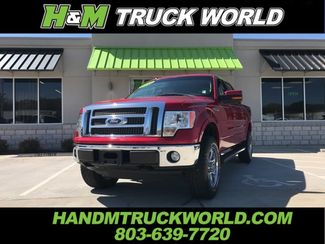 2012 Ford F150 Lariat 4X4 *LEVELED*20'' CHROMES* LOADED in Rock Hill, SC 29730
