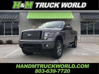 2012 Ford F150 FX4 *LEVELED*NAV*ROOF* LOADED AND SHARP in Rock Hill, SC 29730