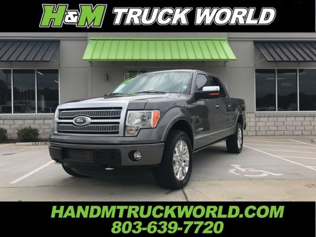 2012 Ford F150 Platinum 4X4 *NAV* *ROOF* LOADED WITH LOW MILES in Rock Hill, SC 29730