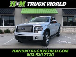 2012 Ford F150 FX4 ECOBOOST *LEATHER*ROOF* LOW MILES AND SHARP in Rock Hill, SC 29730