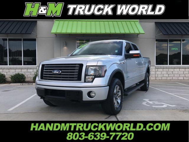 2012 Ford F150 FX4 ECOBOOST *LEATHER*ROOF* LOW MILES AND SHARP