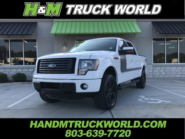 2012 Ford F150 FX4 *GRAPHICS PKG* LOADED W/ ALL OPTIONS NEW