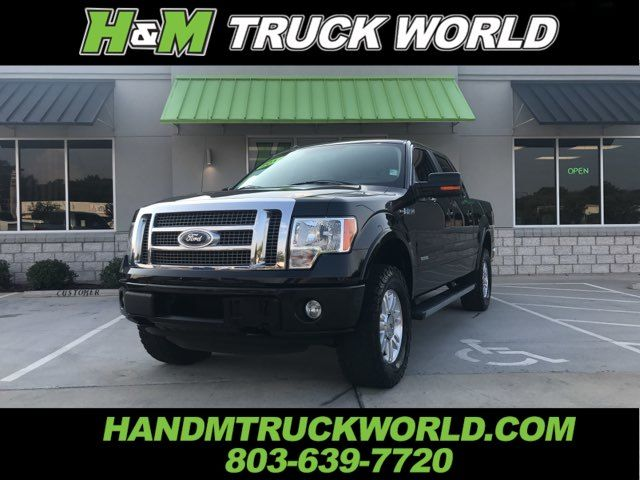2012 Ford F150 Lariat 4X4 *LEVELED* SUPER SHARP in Rock Hill, SC 29730