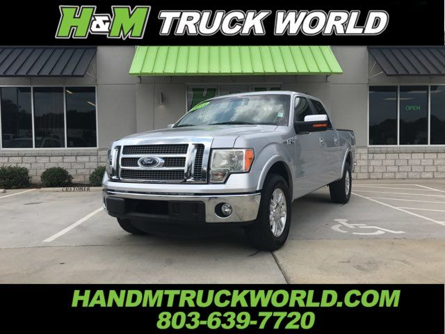 2012 Ford F150 Lariat *SUPER-CREW* HTD/COOLED LEATHER BUCKETS in Rock Hill, SC 29730