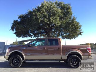 2012 Ford F150 Crew Cab King Ranch EcoBoost 4X4 in San Antonio Texas, 78217