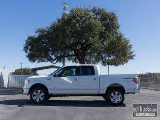 2012 Ford F150 Crew Cab Platinum EcoBoost 4X4 in San Antonio Texas, 78217