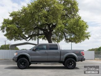 2012 Ford F150 Crew Cab FX4 5.0L V8 4X4 in San Antonio Texas, 78217