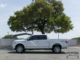 2012 Ford F150 Crew Cab Platinum 5.0L V8 4X4 in San Antonio Texas, 78217