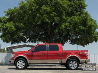2012 Ford F150 Crew Cab Lariat 5.0L 4X4 in San Antonio Texas, 78217