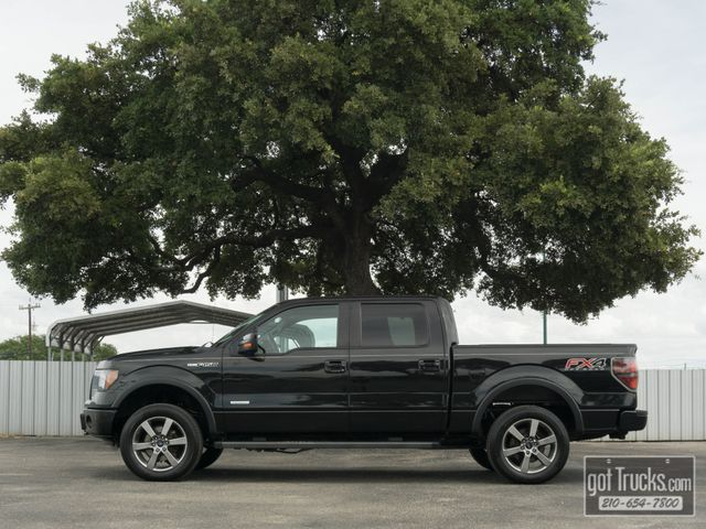2012 Ford F150 Crew Cab FX4 EcoBoost 4X4