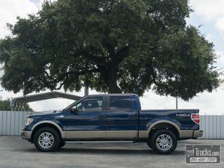 2012 Ford F150 Crew Cab King Ranch 5.0L V8 4X4 in San Antonio Texas, 78217