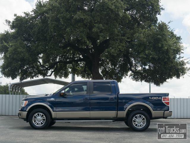2012 Ford F150 Crew Cab King Ranch 5.0L V8 4X4