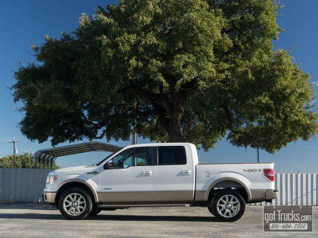 2012 Ford F150 Crew Cab King Ranch EcoBoost 4X4