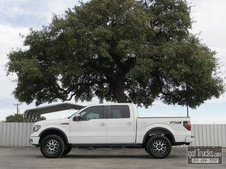 2012 Ford F150 Crew Cab FX4 5.0L V8 4X4 in San Antonio, Texas 78217