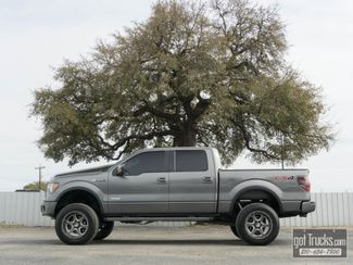 2012 Ford F150 Crew Cab FX4 EcoBoost 4X4 in San Antonio, Texas 78217