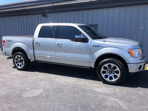 2012 Ford F150 Platinum in San Antonio, TX