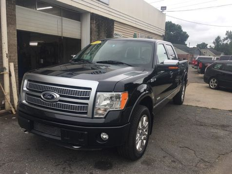 2012 Ford F150 Platinum in West Springfield, MA