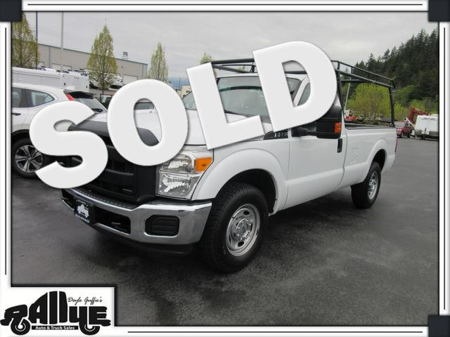 2012 Ford F250 XL 2WD in Burlington, WA 98233