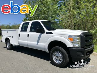2012 Ford F250 Crew Cab KNAPHEIDE UTILITY 4X4 6.2L GAS 78K MILES 1-OWNER in Woodbury, New Jersey 08096