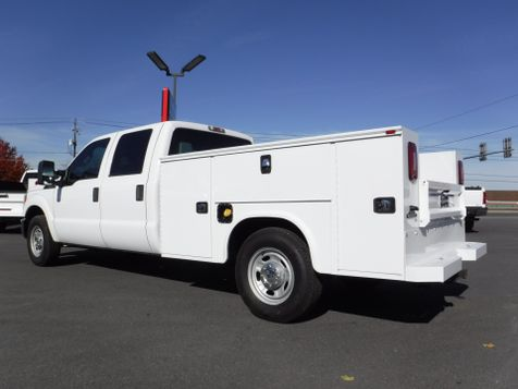 2012 Ford F250 Crew Cab 2wd with New 8' Knapheide Utility Bed in Ephrata, PA