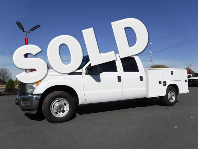 2012 Ford F250 Crew Cab 2wd with New 8' Knapheide Utility Bed in Lancaster, PA PA
