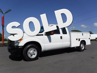 2012 Ford F250 Extended Cab 2wd with New 8' Knapheide Utility Bed in Lancaster, PA PA