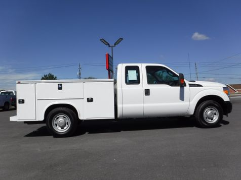 2012 Ford F250 Extended Cab 2wd with New 8' Knapheide Utility Bed in Ephrata, PA