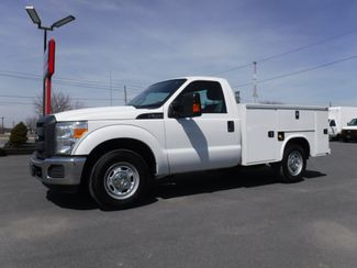 2012 Ford F250 Regular Cab 2wd with New 8' Knapheide Utility Bed in Lancaster, PA PA