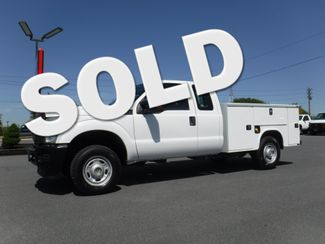 2012 Ford F250 Extended Cab 4x4 with New 8' Knapheide Utility Bed in Lancaster, PA PA
