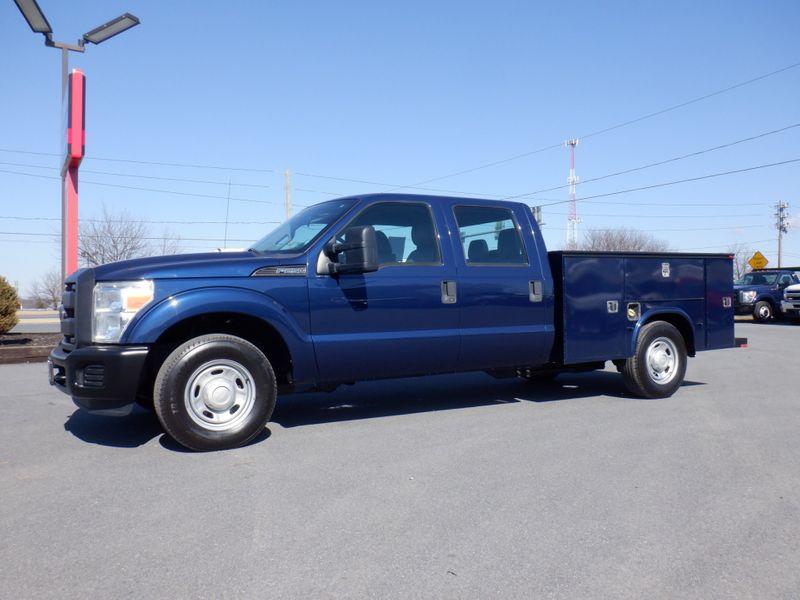 2012 Ford F250 Crew Cab Utility 2wd in Ephrata PA