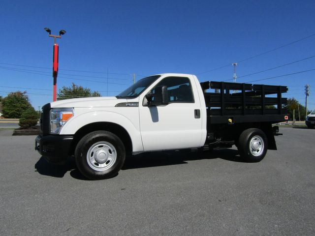 2012 Ford F250 Regular Cab 8' Stake Flatbed 2wd in Lancaster, PA, PA 17522