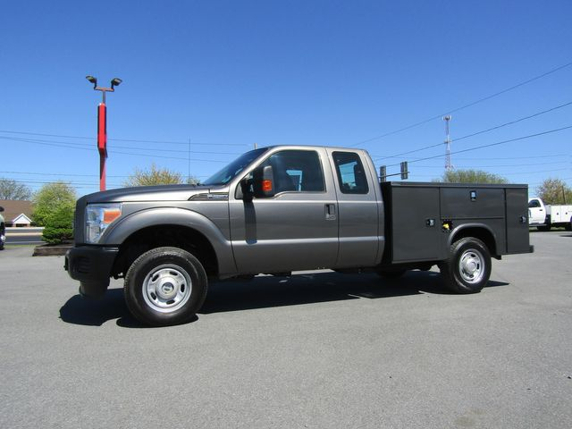 2012 Ford F250 Extended Cab 4x4 with New 8' Knapheide Utility Bed